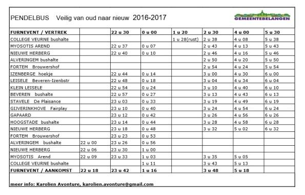 rittenschema 2016-2017 klein